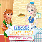 Elsa's Restaurant Penne Pasta With Beans