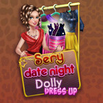 Sery Date Night Dolly Dress Up