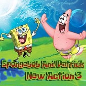 SpongeBob And Patrick: New Action 3