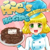 Rie's Recipe Devil's Food Cake