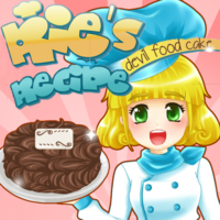 Rie's Recipe Devil's Food Cake