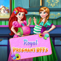Royal Pregnant BFFs