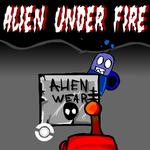 Alien Under Fire