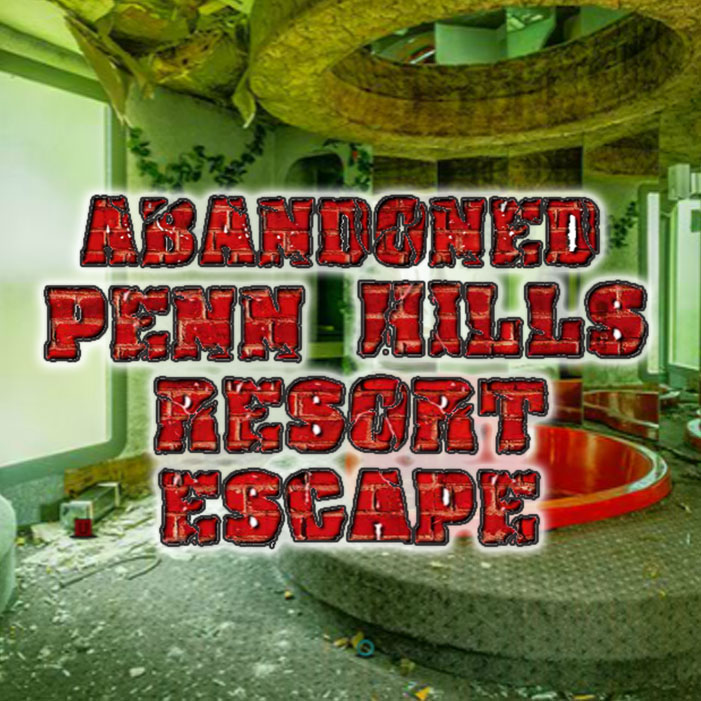 Abandoned Penn Hills Resort Escape