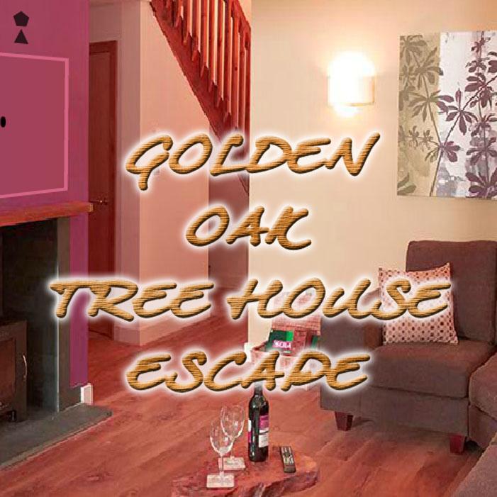 Golden Oak Tree House Escape