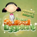 Emma's Recipes Indian Stuffed Eggplant