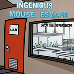 Ingenious Mouse Escape Spot The Differences