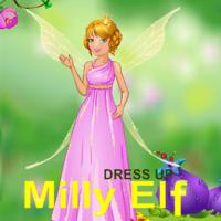 Milly Elf Dress Up