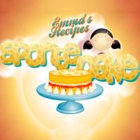 Emma's Recipes Sponge Cake
