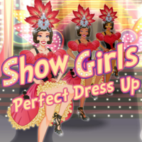 Show Girls Perfect Dress Up