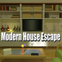 Modern House Escape