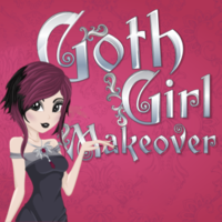 Goth Girl Makeover