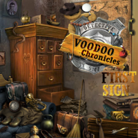 Detective Voodoo Chronicles SMI First Sign