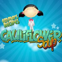 Emma's Recipes Cauliflower Soup