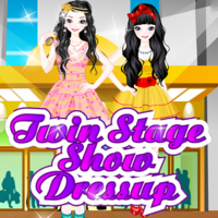 Twin Stage Show Dressup