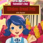 Valentine's Day Kitchen Grand Prix with Rachel