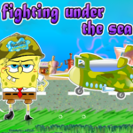 Fighting Under The Sea