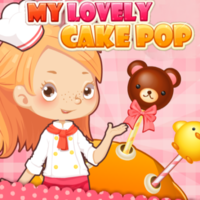 My Lovely Cake Pop