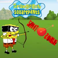 SpongeBob SquarePants Shoot Zombie