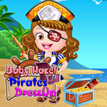 Baby Hazel Pirate DressUp