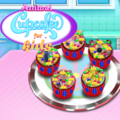 Animal Cupcakes for Kids