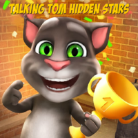 Talking Tom Hidden Stars