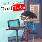 Troll Face Quest Troll Tube
