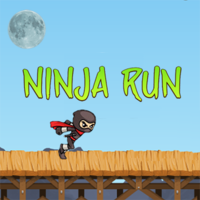 Permainan dalam talian percuma, You can play Ninja Run in your browser for free. Run as a ninja to collect gold coins, avoid bomb. Try your best to get high score!  If you like this game, don't miss out!