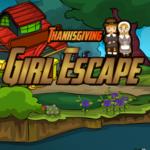 Thanksgiving Girl Escape