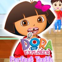 Dora The Explorer Perfect Teeth