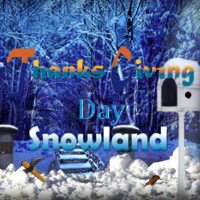 Thanks Giving Day Snowland