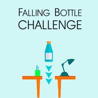 Falling Bottle Challenging
