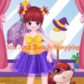 Mia And Wendy Shopping