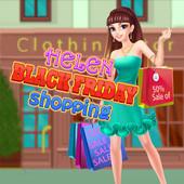 Helen Black Friday Shopping