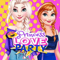 Princess Love Party