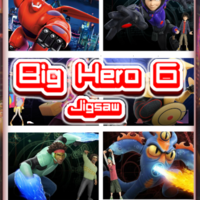 Big Hero 6 Jigsaw