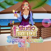 Fashion Studio Spring Break Outfit
