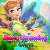 Anna Drawing Class
