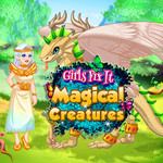 Girls Fix It Magical Creatures
