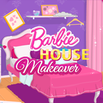 Barbie House Makeover New