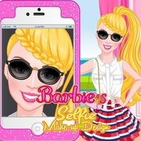 Barbie's Selfie Make-up Design