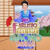 Fashion Studio Kimono Dress