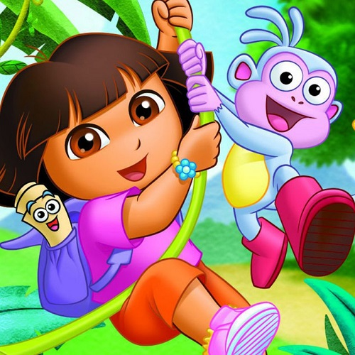 Dora The Explorer Games