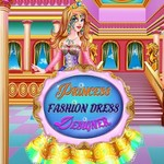 Princess Fashion Dress Designer