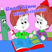 Good Time Kids Coloring