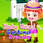 Baby Hazel Gardener Dress Up