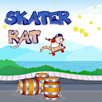 Skater Rat