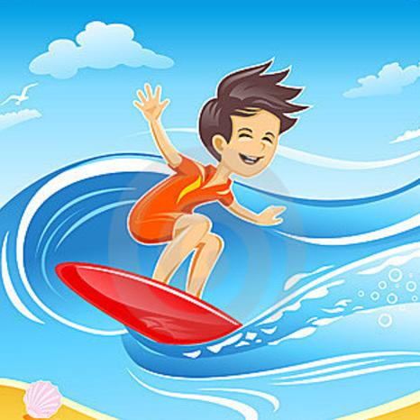 Surf Games