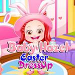 Baby Hazel Easter Dressup