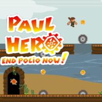 Paul Hero End Polio Now!
